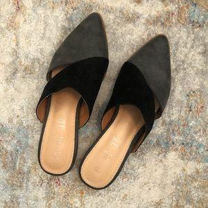 Mi.iM Pointed Mules - Genuine leather!